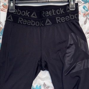 Reebok high waisted workout leggings